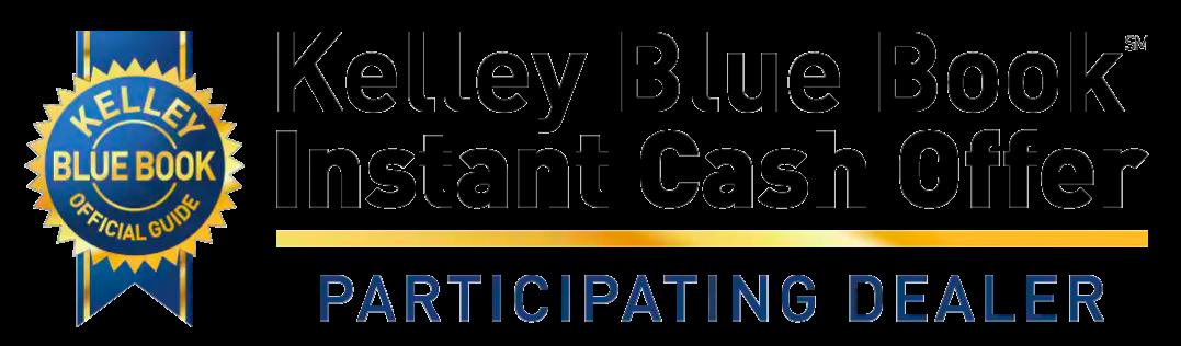 Kelley Blue Book Instant Cash Offer Participating Dealer