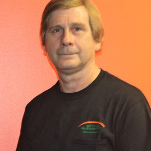 Larry Deshong - Certified Technician