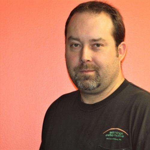 Jesse Vance - Certified Technician