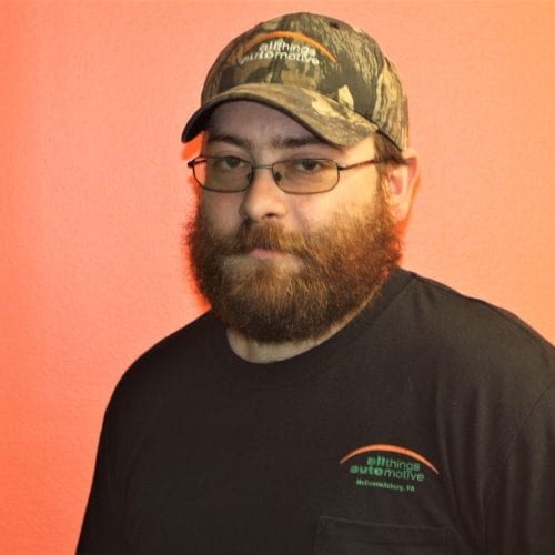 Josh Price - Service Manager