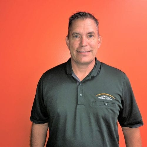 Mark Defibaugh - Service Manager